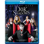 Blu-ray Original Dark Shadows Johnny Depp ** Envío Gratis **