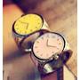Anillo En Forma De Reloj. Aretes, Collares Tambien