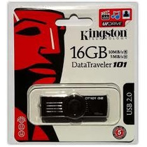 Memoria Usb Kingston Dt101 16gb