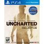 Uncharted Nathan Drake Collection Digital Nuevo Trilogia Dlc
