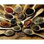 Condimentos Naturales, Hierbas Deshidratadas, Especias.