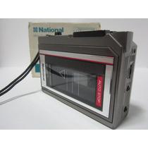 Grabadora Periodista Retro Panasonic Rq-342 D