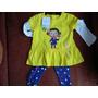 Vestido Niñas Conjunto Carter´s Talla 12m Meses Bebes