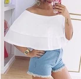 Blusas para mujer Limonni LI808 Campesinas
