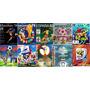 Colección 10 Albums Futbol Panini - Mundiales Del 74 Al 2010