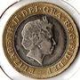 Moneda 2 Pounds Gran Bretaña - Inglaterra 2001 2 Lbs Oferta