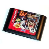 Taz - Mania Escape From Mars / Sega Genesis