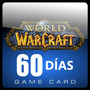 Tarjeta Prepago World Of Warcraft 60 Dias Entrega Inmediata