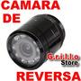 = Camara De Reversa Con Vision Nocturna Para Dvd Y Pantalla