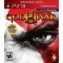 God Of War 3 Para Ps3 Nuevo Sellado - Mr. Electronico