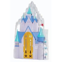 Disney Frozen Castillo De Lujo De Elsa 85 Cms De Altura