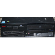 Core 2 Duo Ibm Lenovo Gran Remate De C.p.u