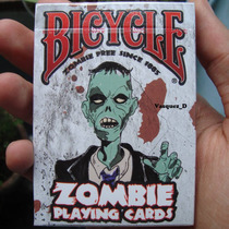 Cartas/barajas Bicycles Zombie 100% Originales Promocion.!