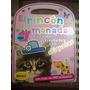 El Rincon De Las Monadas, Libro De Actividades Con Etiquetas