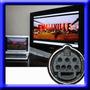 Cable 7 Pines A Tv Rca Exporta Video Portatil Lcd Laptop Mp3