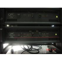Planta Amplificador De Sonido Qsc Ex4000