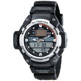 Reloj Hombre Reloj Casio Sgw-400h-1b2v Deportivo Barometro
