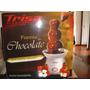 Fuente De Chocolate Trisa 3 Niveles Metalica