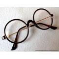 Gafas Lentes Redondos Harry Potter Cosplay Hippie Lennon