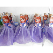 Invitacion Princesas - Frozen - Sofia En Botellas