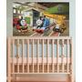 Fotomurales Adhesivos Decorativos Para El Cuarto Del Bebe