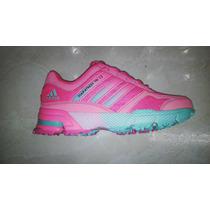 Tenis Zapatillas Adidas Marathon Tr Dama
