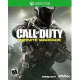 Call Of Duty Infinite Warfare Xbox One Nuevo Sellado Español
