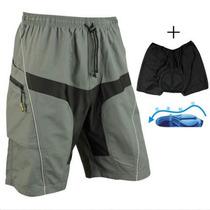 Pantaloneta Con Badana (envío Gratis)
