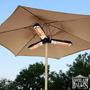 Calefactor O Calentador De Ambiente Para Sombrillas, Parasol