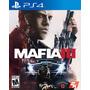 Mafia 3 Ps4 Nuevo Original Domicilio - Jxr