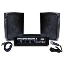 Equipo Profesional De Sonido Elite 410 75 Wts Rms