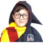 Harry Potter Gafas Lentes Redondos Cosplay Harry Potter