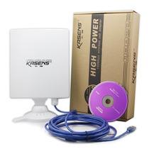 Antena Wifi Kasens N9600 80dbi 6600mw La Mas Potente !!