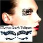 Maquillaje Sombra De Ojos Sticker Tatuaje Temporal Halloween