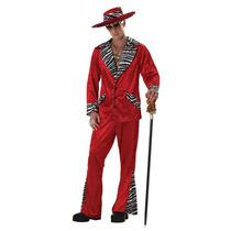Disfraz Disfraces Hombre Rapero Gangster