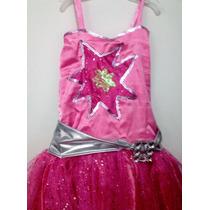 Disfraz Barbie Niña Talla 8 Como Nuevo