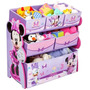 Organizador De Juguetes Minnie Mouse Disney Envio Gratis