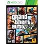 Grand Theft Auto 5 Gta V Xbox 360 Nuevo Original Jxr