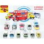Colección Autobuses Del Mundo + Obsequio