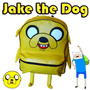 Hora De Aventura Maleta Adventure Time Jake The Dog Morral