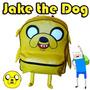 Jake The Dog Morral Hora De Aventura Maleta Adventure Time