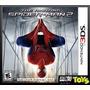 3ds The Amazing Spiderman Spider Man 2 Nuevo Original Sella