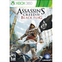 Fisico Nuevoespañol Hoy Assassins Creed 4 Black Flag Xbox360