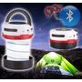 Altavoz Bluetooth Linterna Comb Jelly Gran Sonido !!