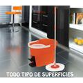 Trapero Spin Mop Incluye Repuesto Mopa.