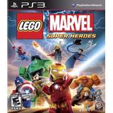 Lego Marvel Super Heroes Ps3 Disponible Entrega Inmediata !!