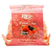 Ambientador Perlas Frutos Fresh Way 100 Gr-rojo