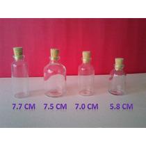 Botellas Vidrio Corcho Invitación Y Recordatorios