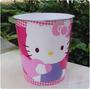 Papelera Hello Kitty