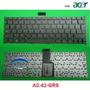 Teclado Acer S3 S5 V5-171 725 756 Ao725 Ao756 Gris Español